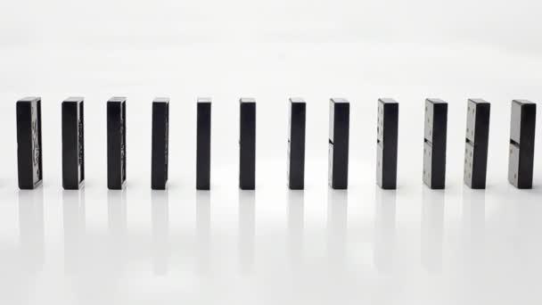 Domino, domino, strategie, kusy