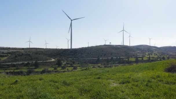 parco eolico di potenza generazione