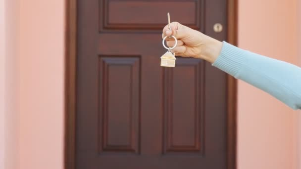 Key in hand for new home