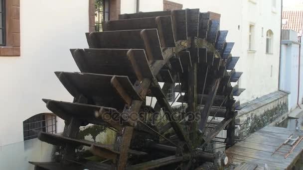 Historický vodní mlýn v Praze, Česká republika