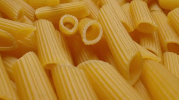 National cuisine concept. A lot of the various raw italian pasta