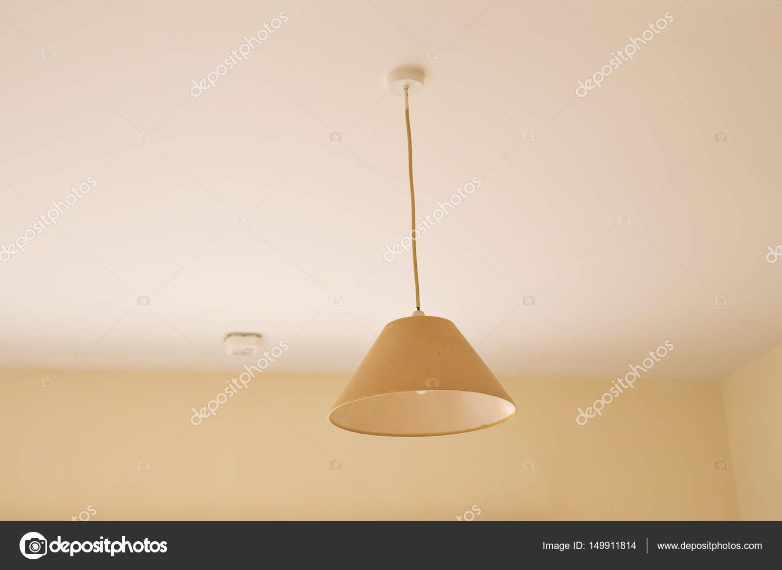 Kronleuchter In Der Küche U2014 Stockfoto