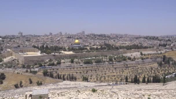 A az olajfák hegyén Jeruzsálem Pan