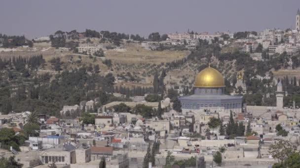 Kubat asz-al-Sakhrah szentély található Jeruzsálem