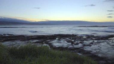 Sunrise at Mill Beach Durras