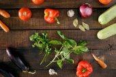 Átmérővel, teljes egészében zöldség készlet