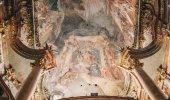 Fotografie Krásný kostel Mnichov