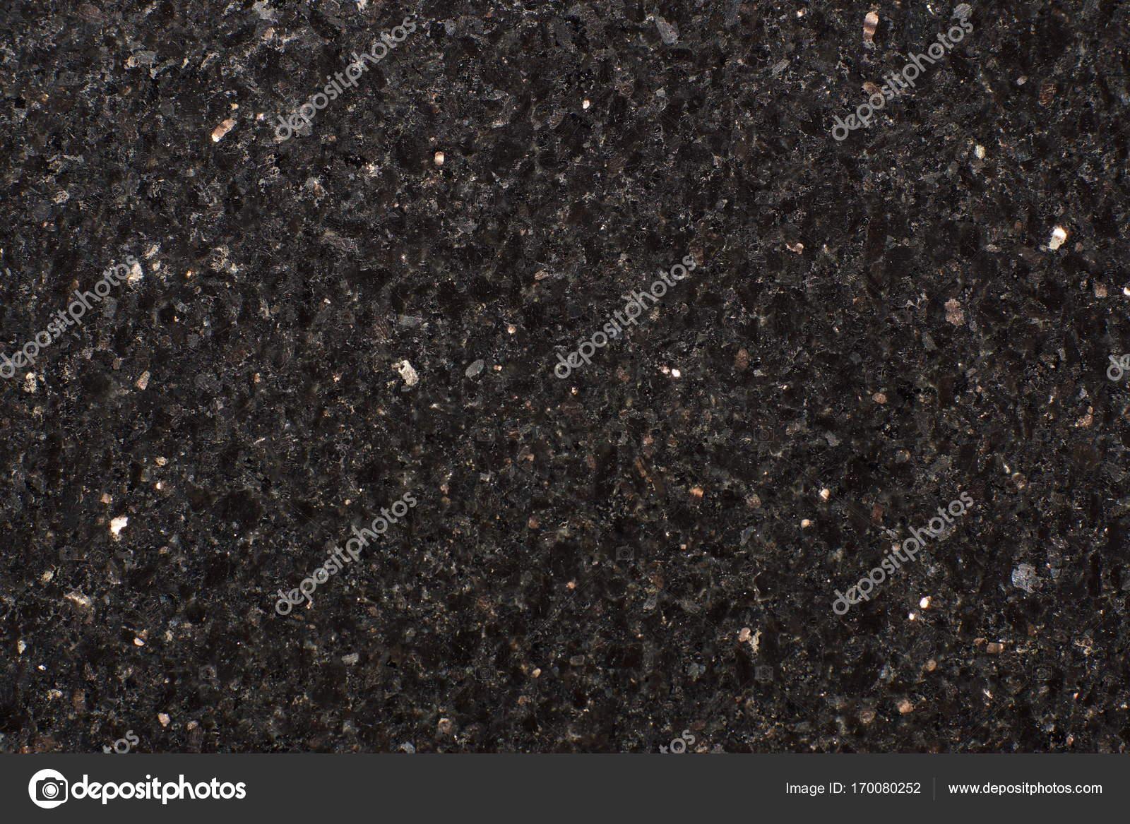 Naturstein Star Galaxy Black Extra, schwarzer Granit, glänzende ...