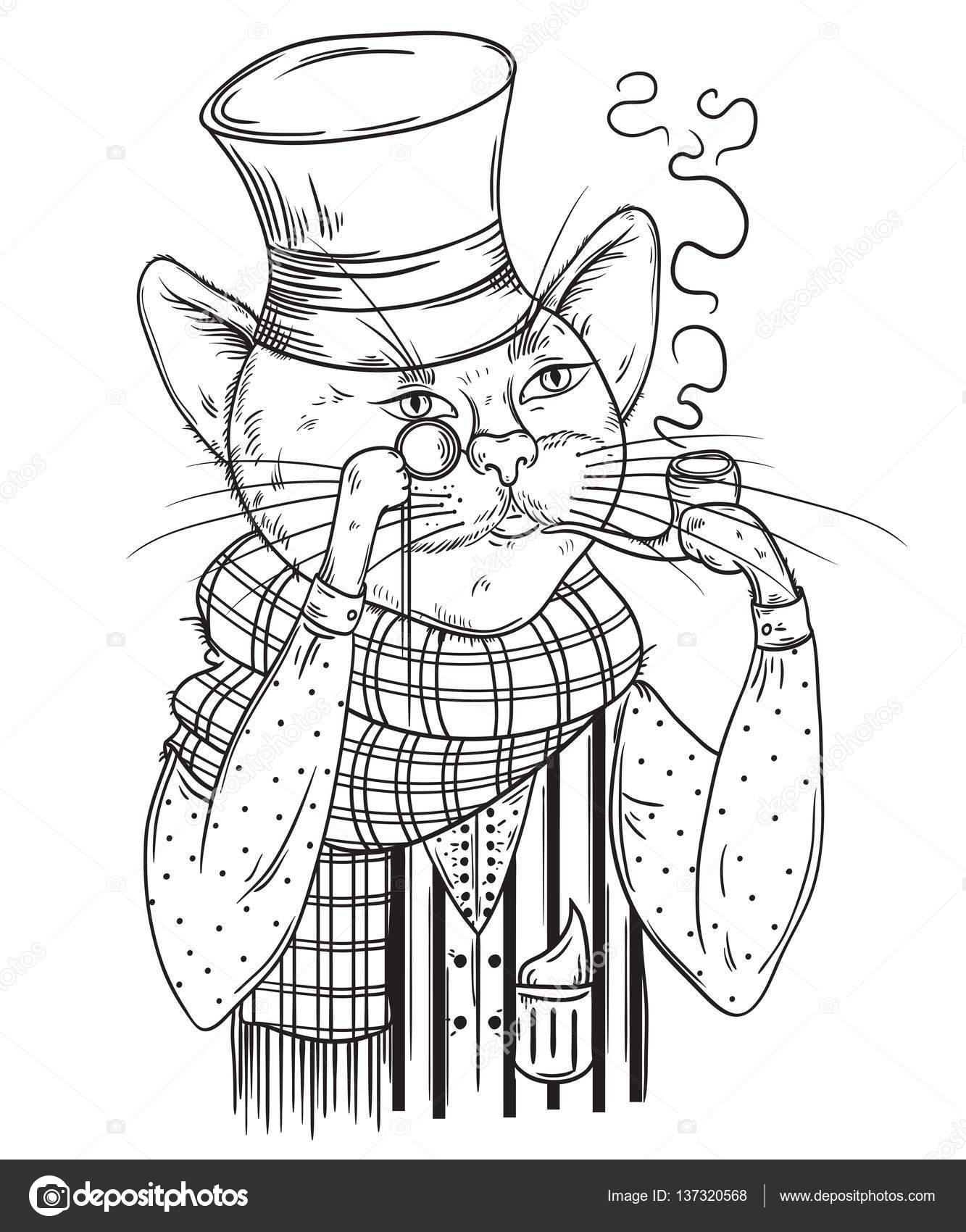 16bd7cdd442 Cat pán v buřince