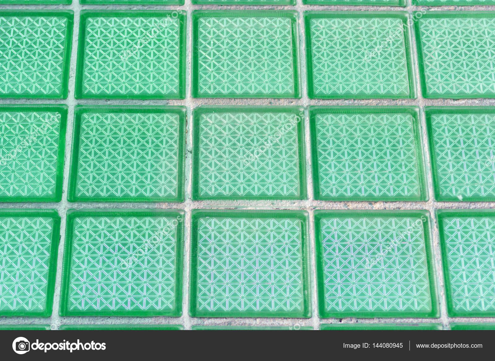 Janela De Bloco De Vidro Decorativo E Brilhante Como Uma Textura Ou  -> Tijolo De Vidro Marrom
