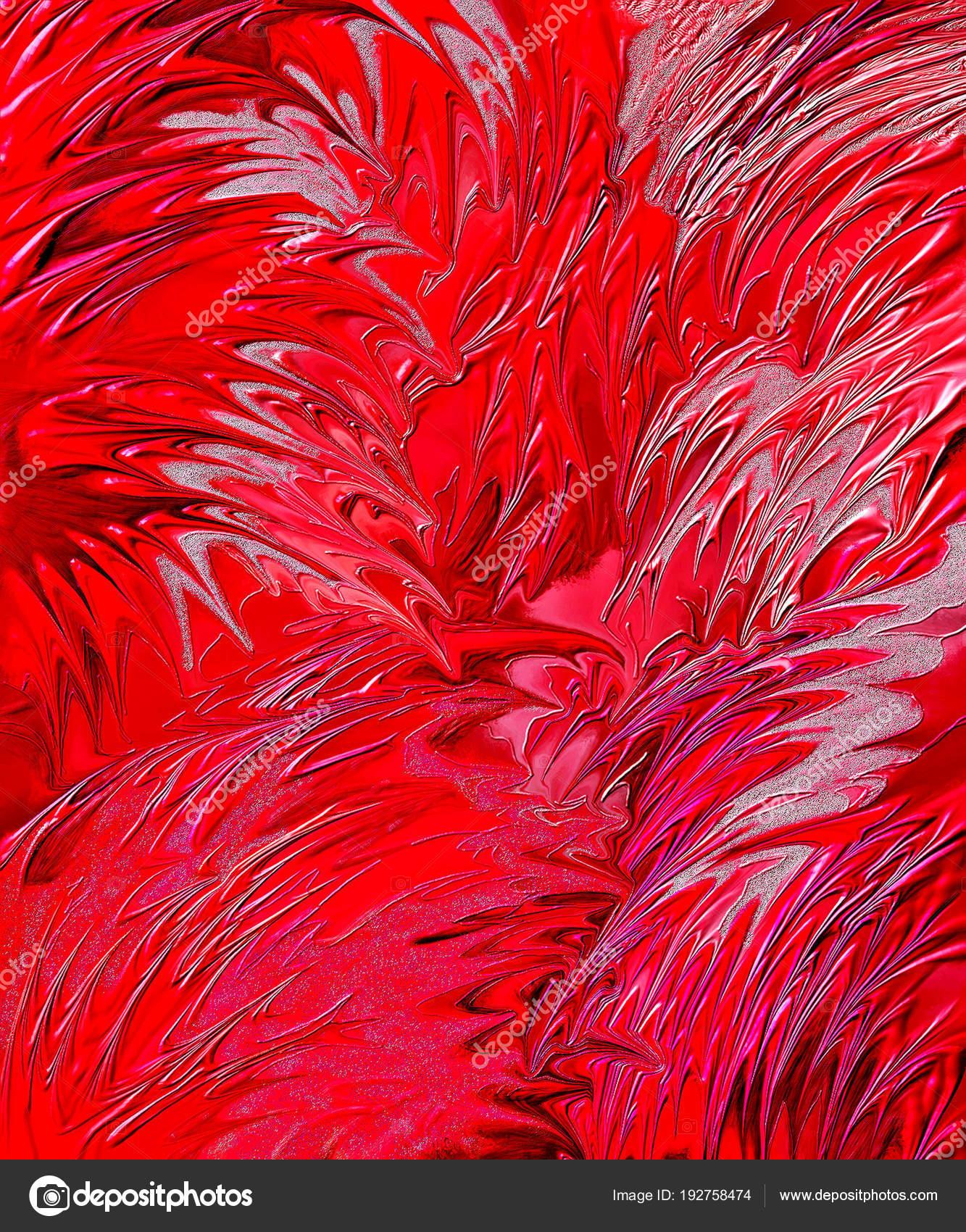 1f9e292218589 Uma Mistura Tons Vermelhos Manchado Direção Centro Criando Impressão  Pétalas — Fotografia de Stock