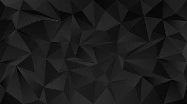 black triangle, dark wallpaper background