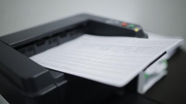 Tisk dokumentu na tiskárně