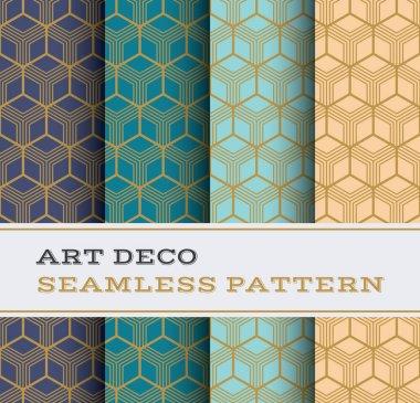 Art Deco seamless pattern 21