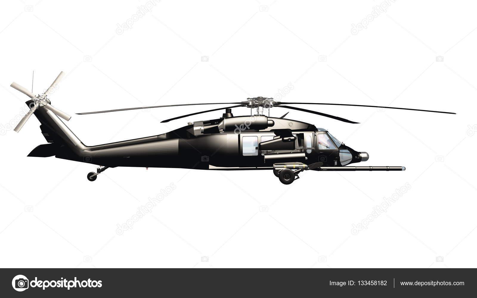 Render 3D de la cg de un helicóptero — Foto de stock © TsuneoMP ...