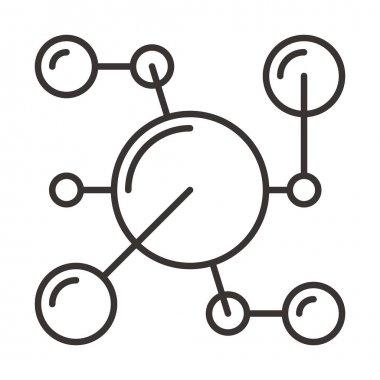 conceptual 3d network