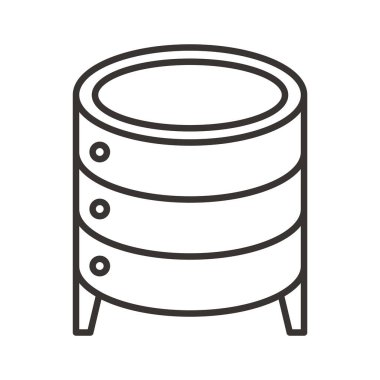 database simple icon