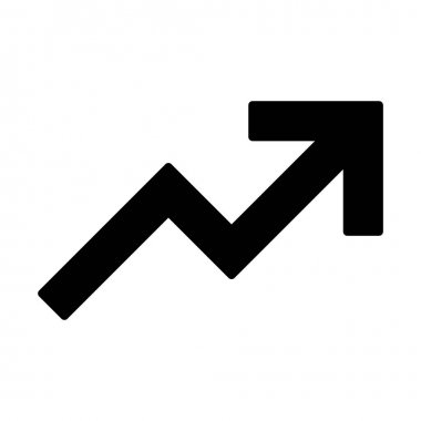 design of Arrow up icon
