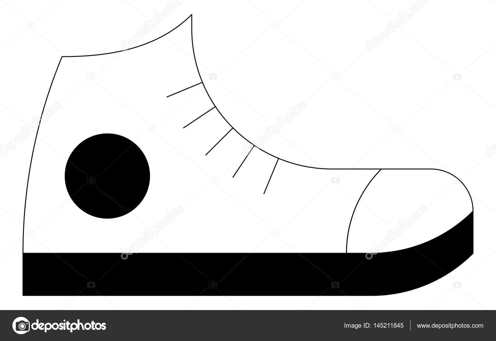 Gumshoe Web Icon Stock Vector Everydaytemplate 145211845
