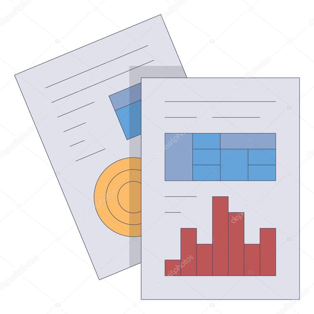 Documentation web icon