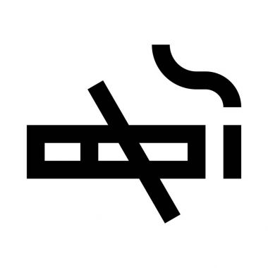 Cigarette web icon