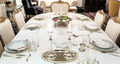 piastra di seder di Passover