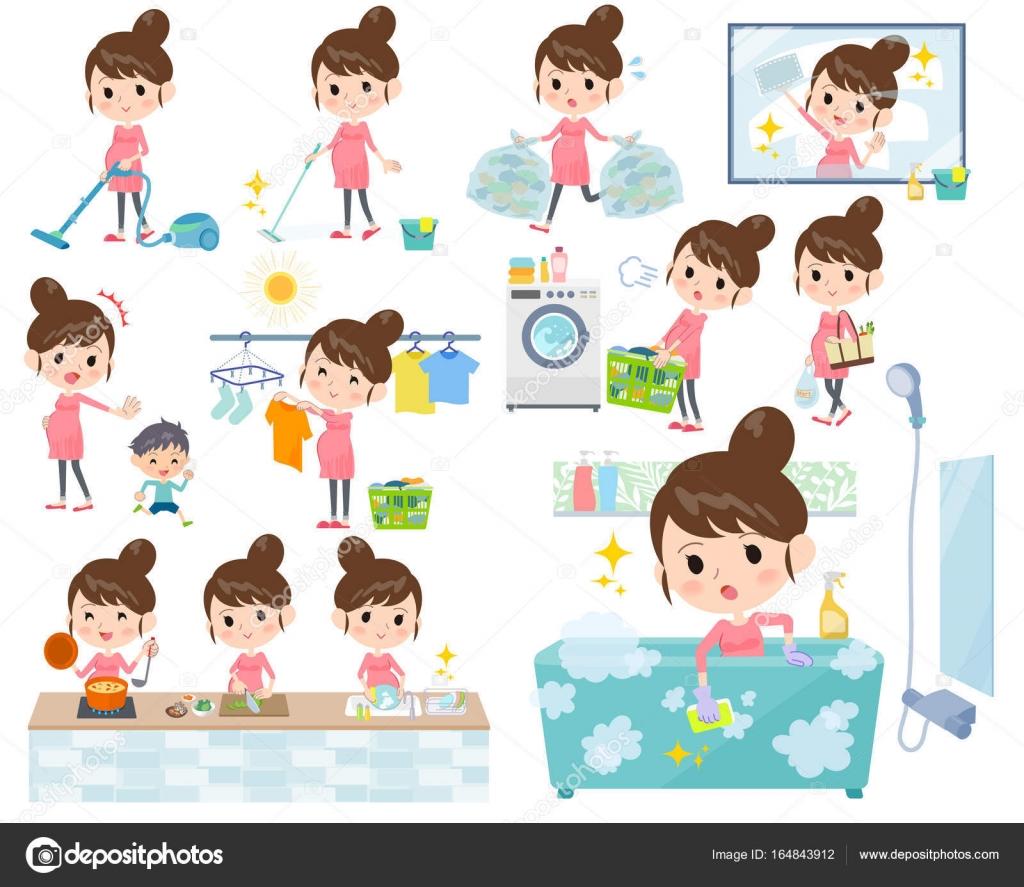 Ilustración de plantilla de diseño de women_travel embarazadas ...