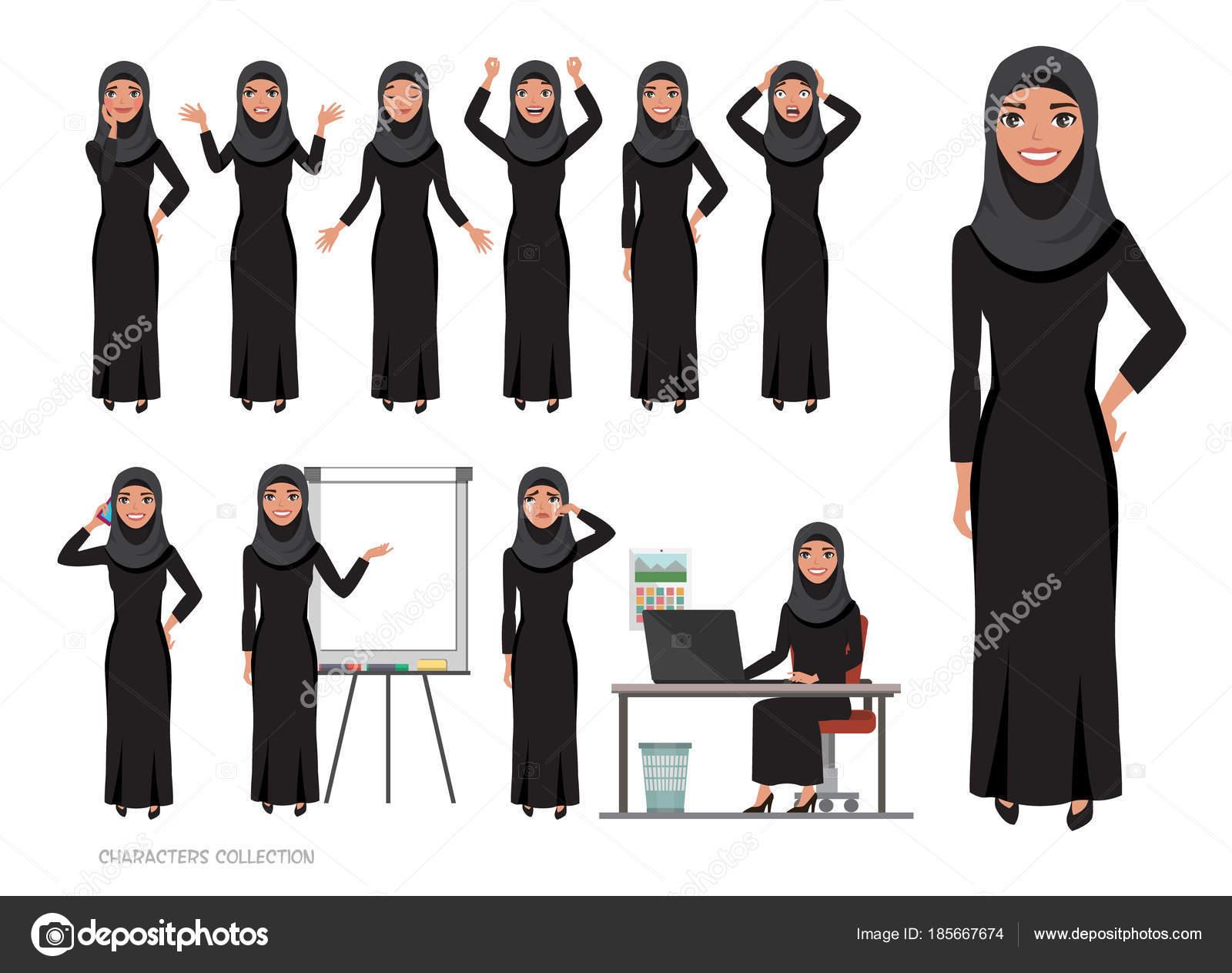 www arab women