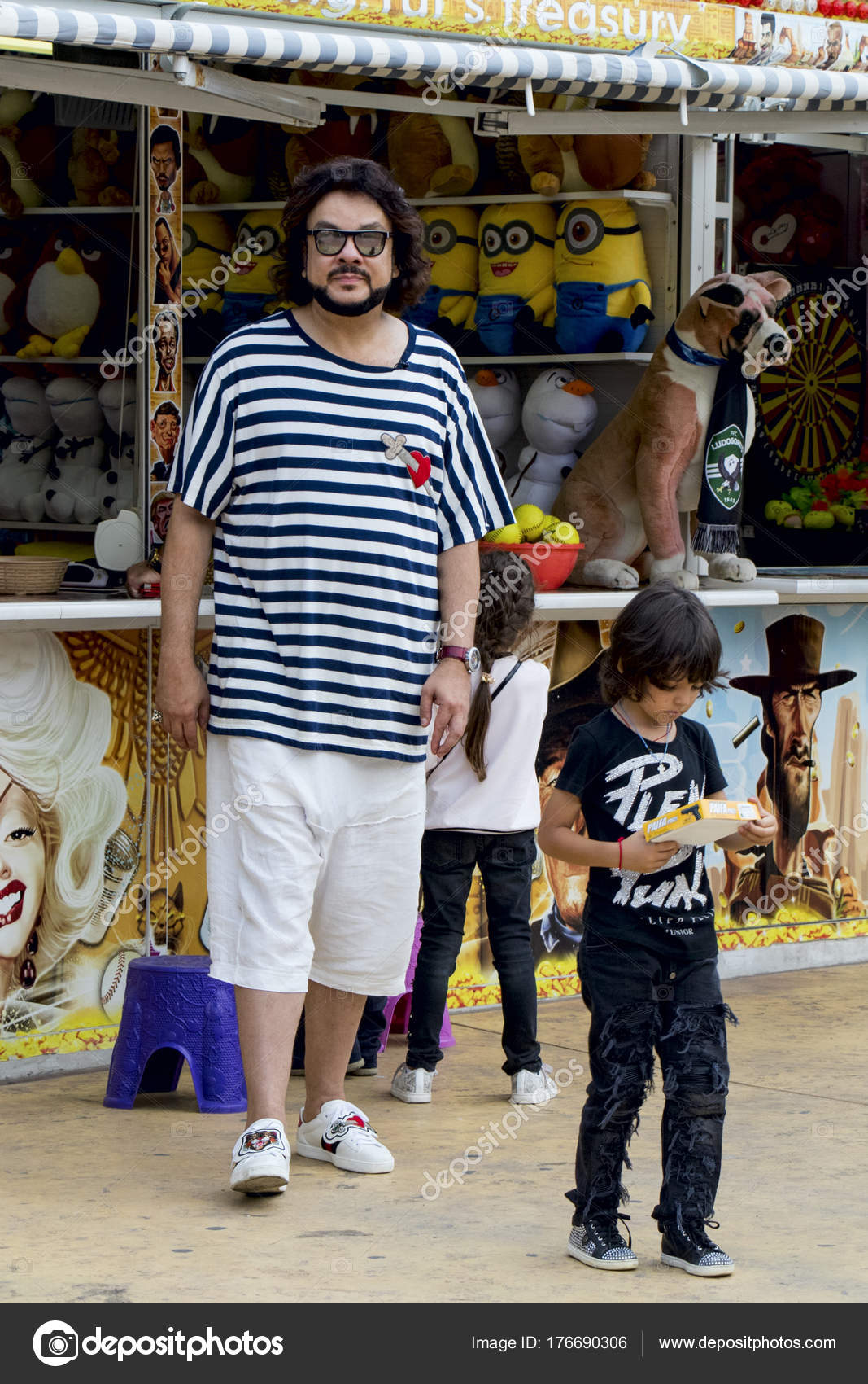 Philip Kirkorov in a new interview about children