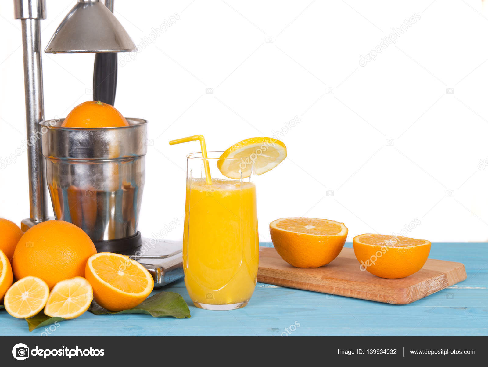 Jus D Orange Fait Maison Photographie Memedozaslan C 139934032