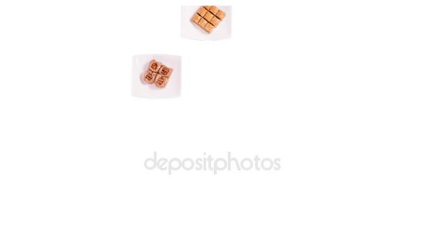osmi typy baklavy scházejí na bílé