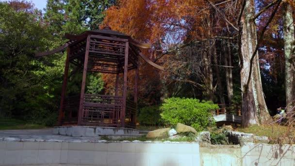 Tradiční japonské veranda