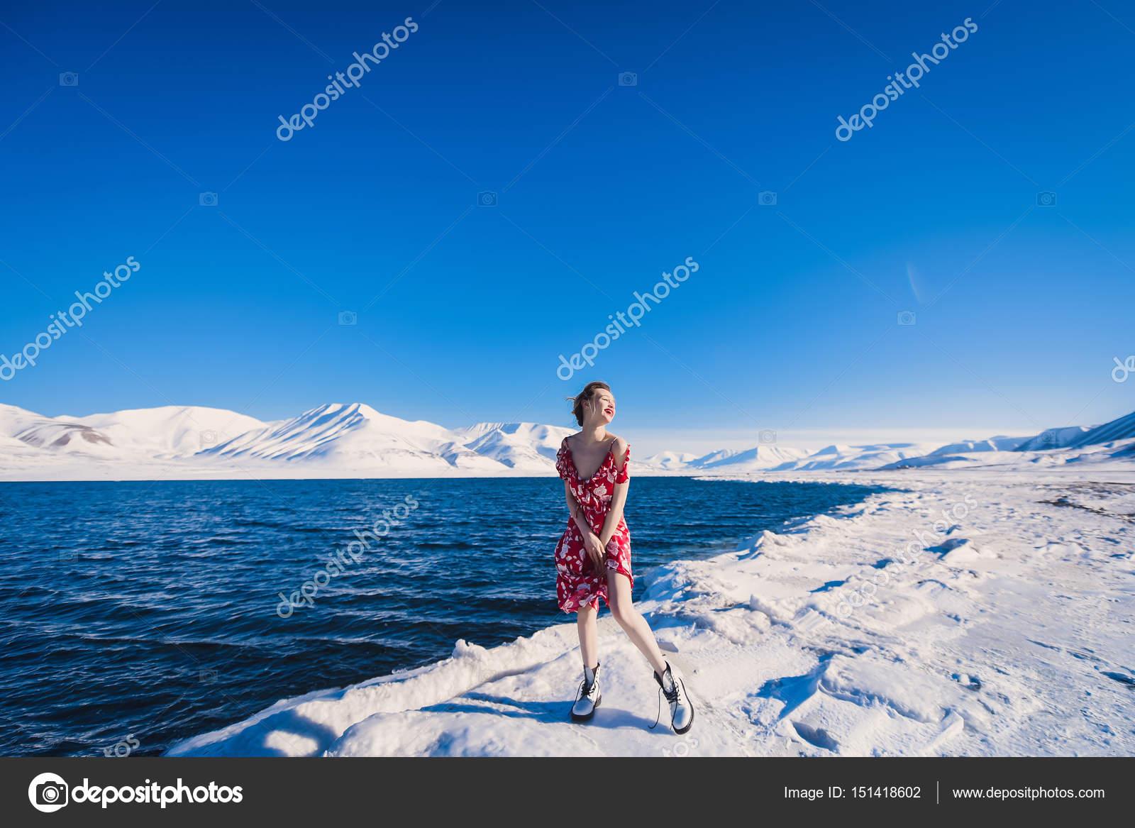 Longyearbyen summer dresses