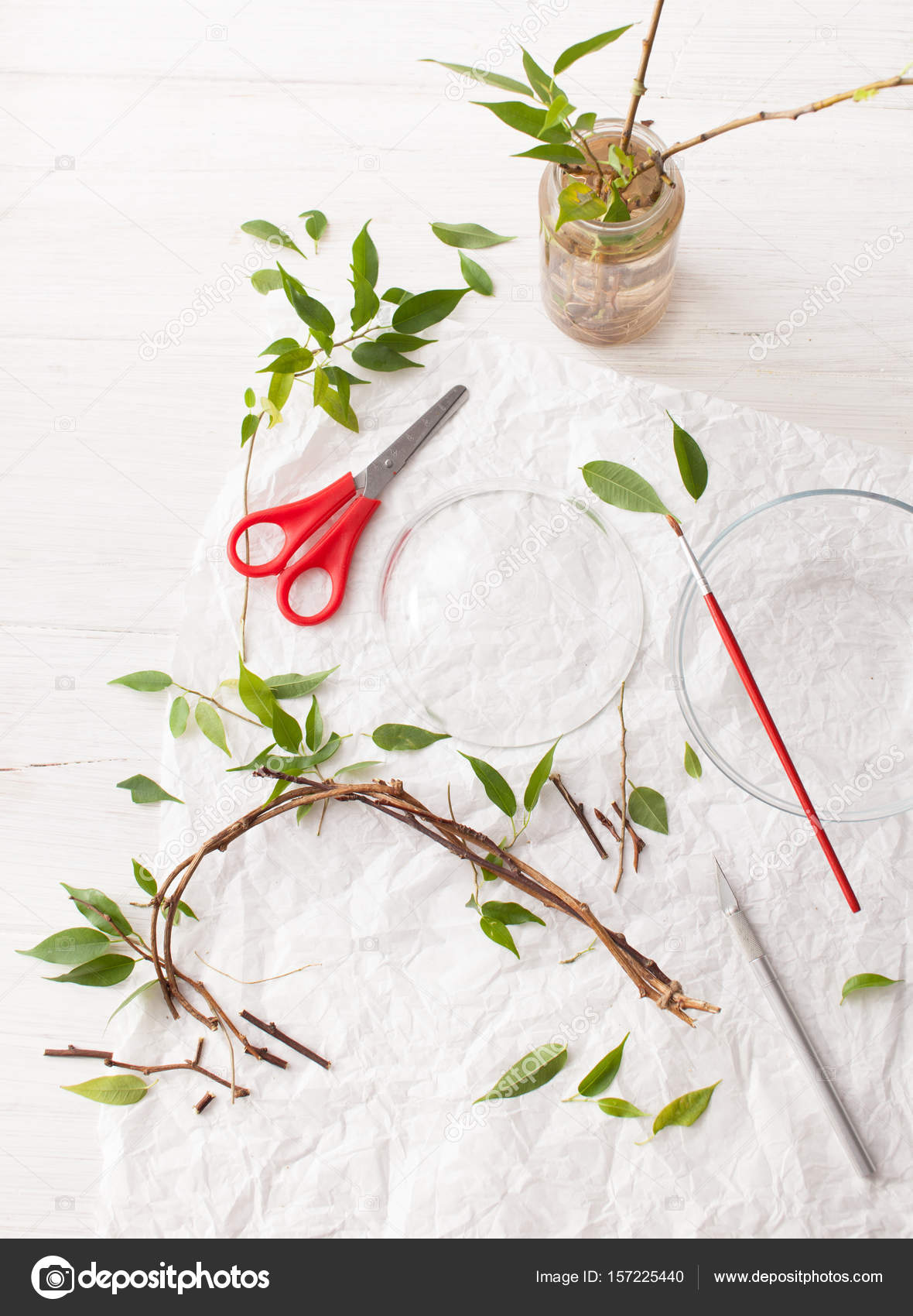 Doğal malzemeden basit el işleri