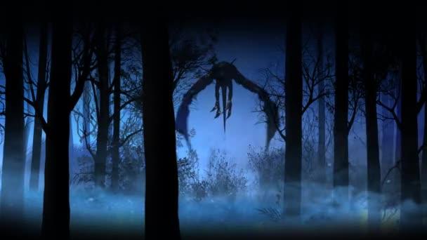 einmal in den Wald fliegen Drachen 4k Schleife