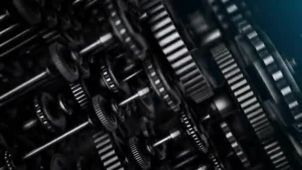You Have Hardened my Heart Valentine 4K Loop features an opening with  animated gears, which eventually change to a metal heart laying on a grungy  wall with gears in the lower corner and text reading