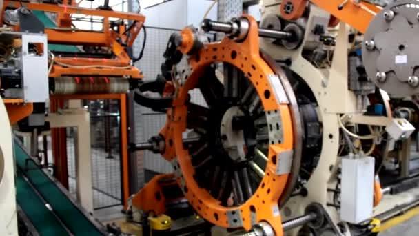 Auto pneumatiky automatické stavební stroj procesu tváření pneumatiky