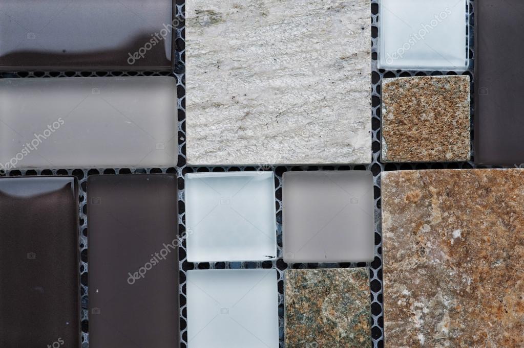 textuur mozaïek tegels textuur mozaïek badkamer aan de keukenvloer ...