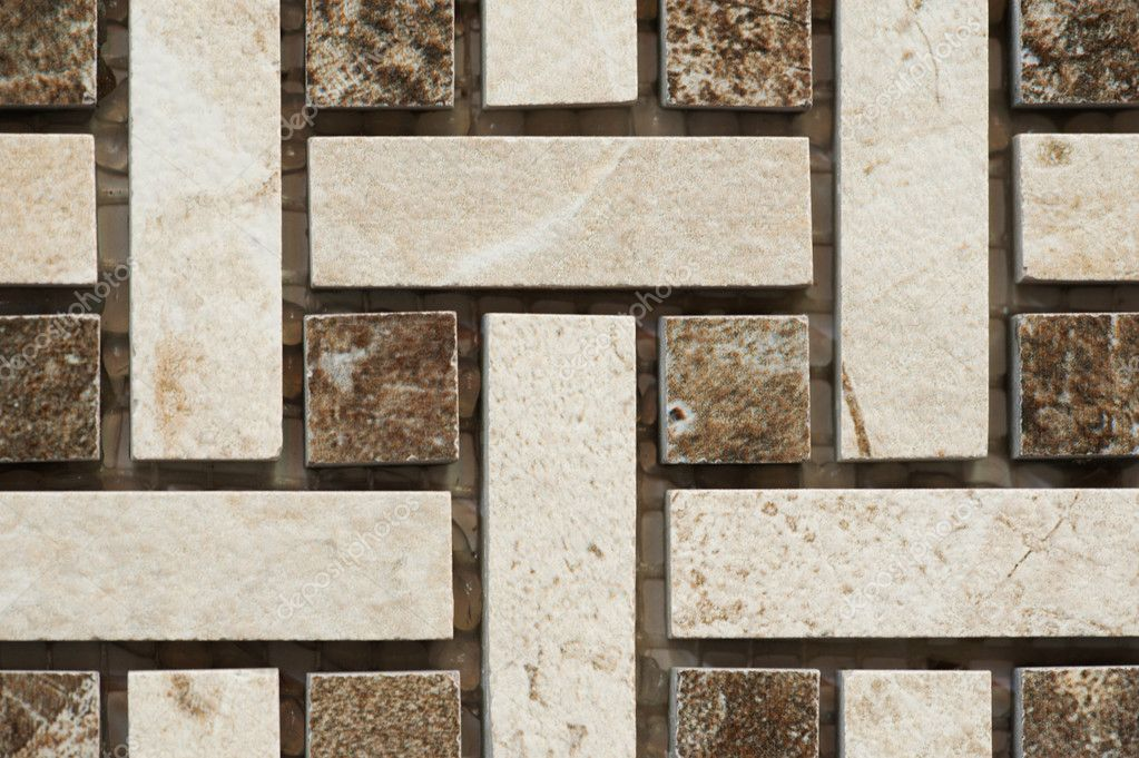 Textura. Azulejo de la decoración de diseño de estructura — Fotos de ...