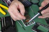 Fényképek telefon javítás chip