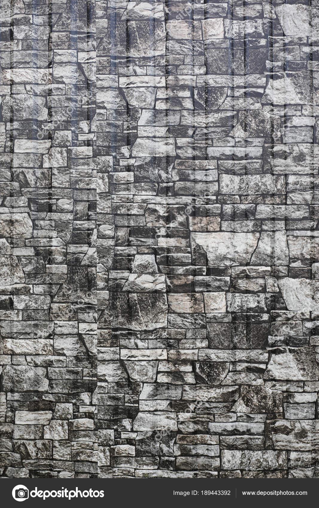 Die Textur der Steine. Strukturierte Fliesen Stein. Stein Muster auf ...