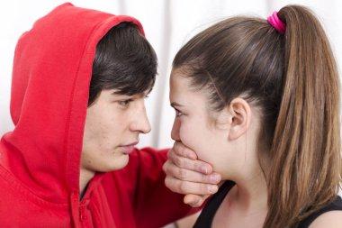 Violence among teenagers