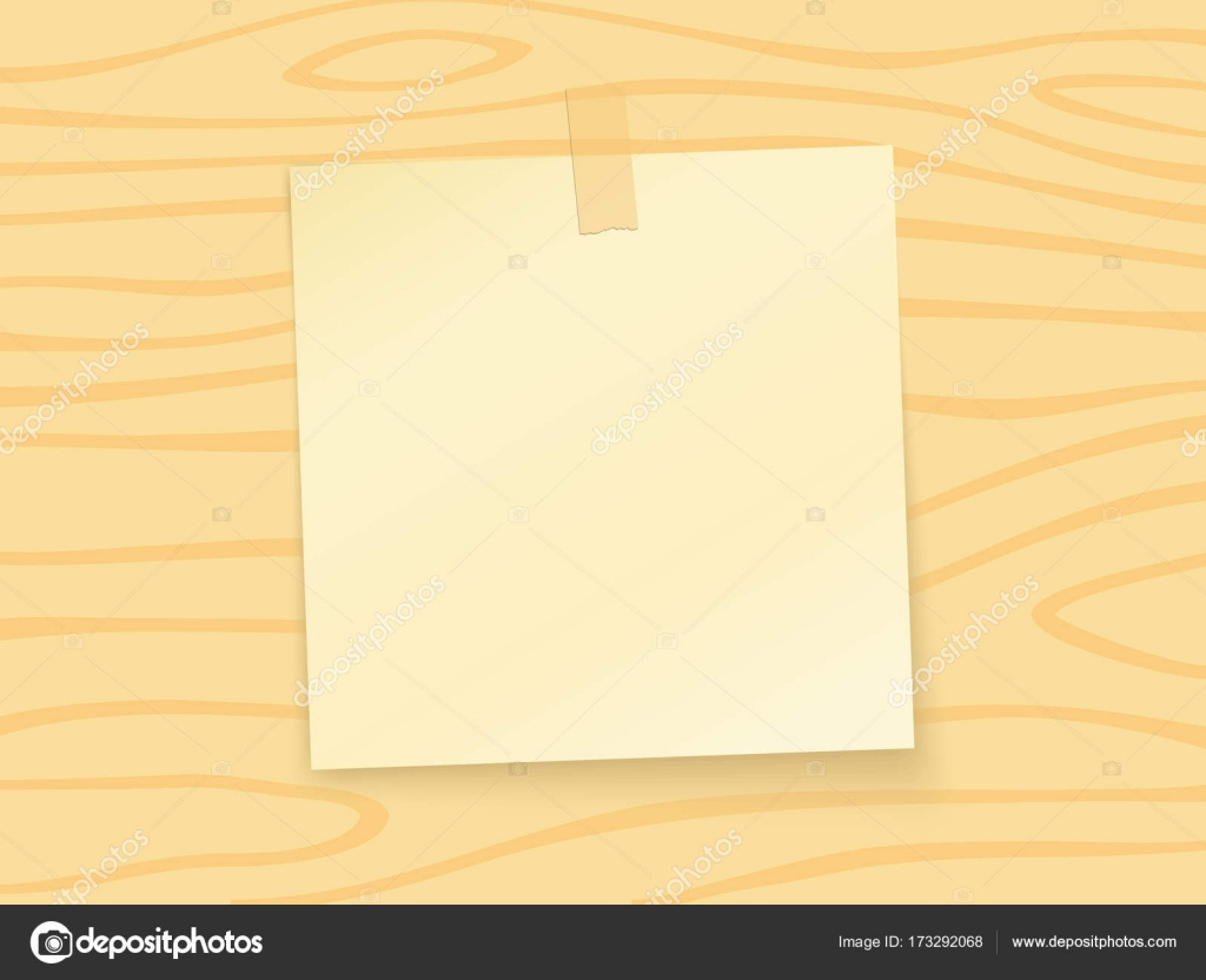 Perno De La Hoja De Papel Archivo Imágenes Vectoriales