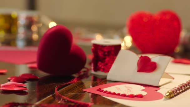 Valentine karty pro Valentýn
