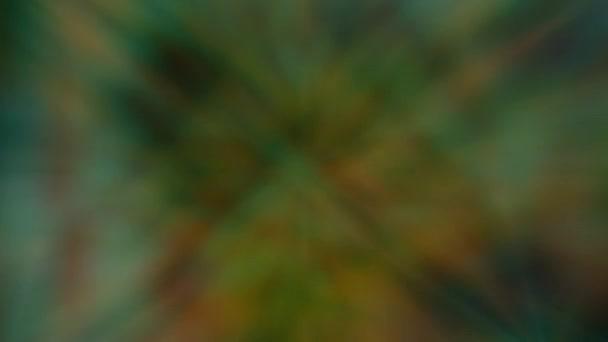 Stylová 3D abstraktní animace Barva vlnitá hladká stěna. Koncept vícebarevný tekutý vzor. Trendy barevný tok tekutin Abstrakční. Krásná struktura přechodu. Makro s vlnitým odrazem.