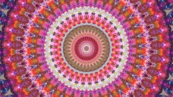 Gyönyörű eredeti művészeti terápia mozgókép. Zökkenőmentes pszichoterápia. Geometriai minták az egészséges mentális egyensúly megtalálására vagy helyreállítására. Jóga specialistának, asztrológiának, művészeti terapeutának.