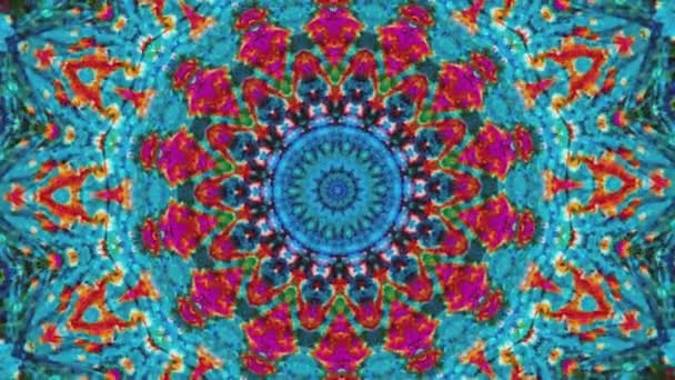 Krásné Original Art terapie pohyblivé záběry. Bezproblémová smyčková psychoterapie. Geometrické vzory pro nalezení nebo obnovení smyslu pro zdravou duševní rovnováhu. Pro specialistu na jógu, astrologii, výtvarného terapeuta.