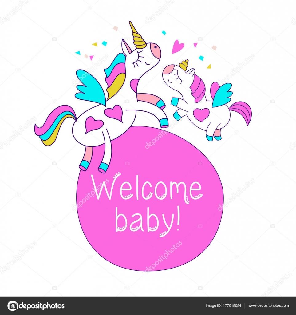 Invitaciones Baby Shower Elefante Para Imprimir Unicornios