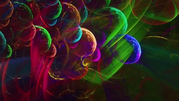 28b2c87797bf0 Fractale abstrait couleur lignes full Hd — Vidéo panzer25 ©  184148100