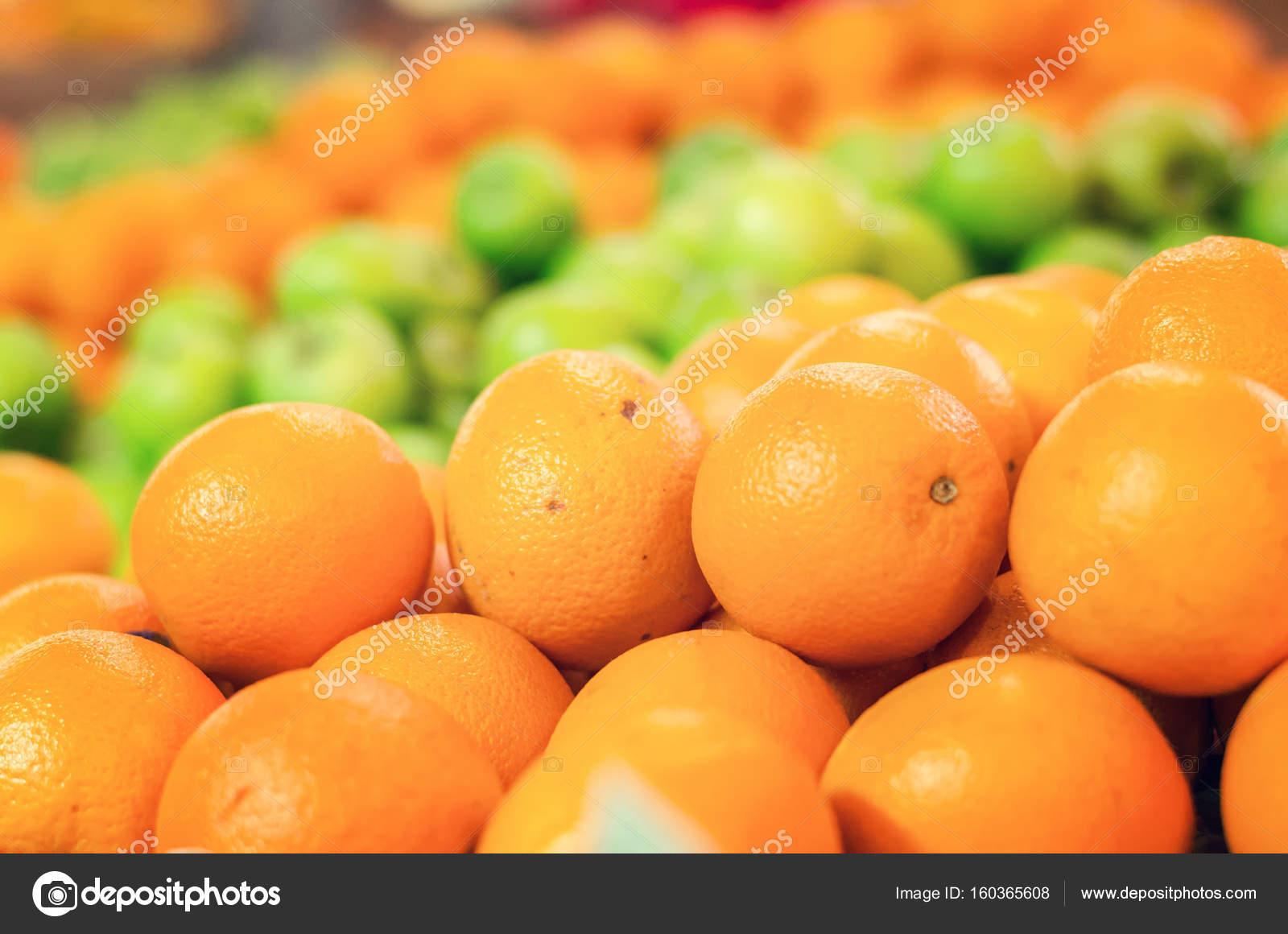 hermosa combinación, naranja y verde manzana fondo pantalla color en ...
